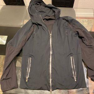 Lululemon Men's Jacket with hood